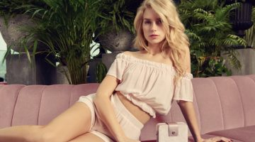Lottie Moss teams up with PacSun for clothing collaboration