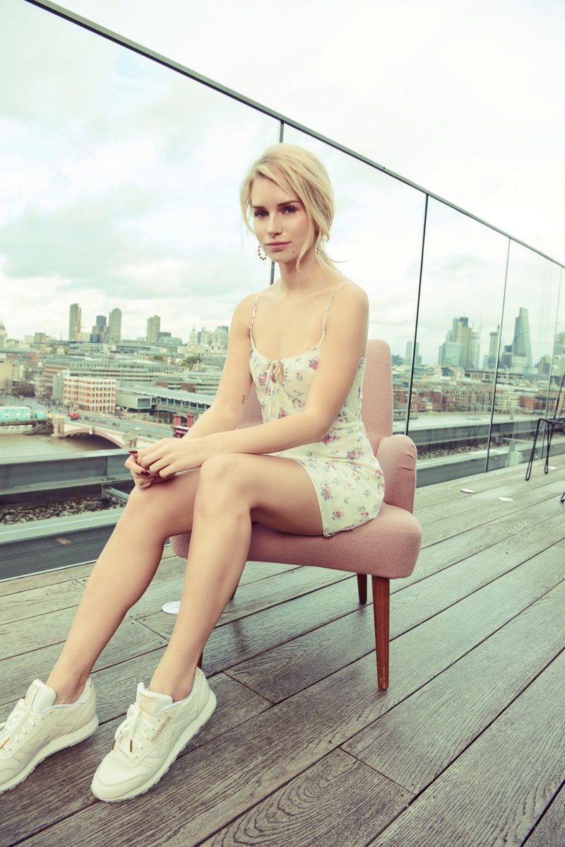 PacSun teams up with Lottie Moss for clothing collaboration