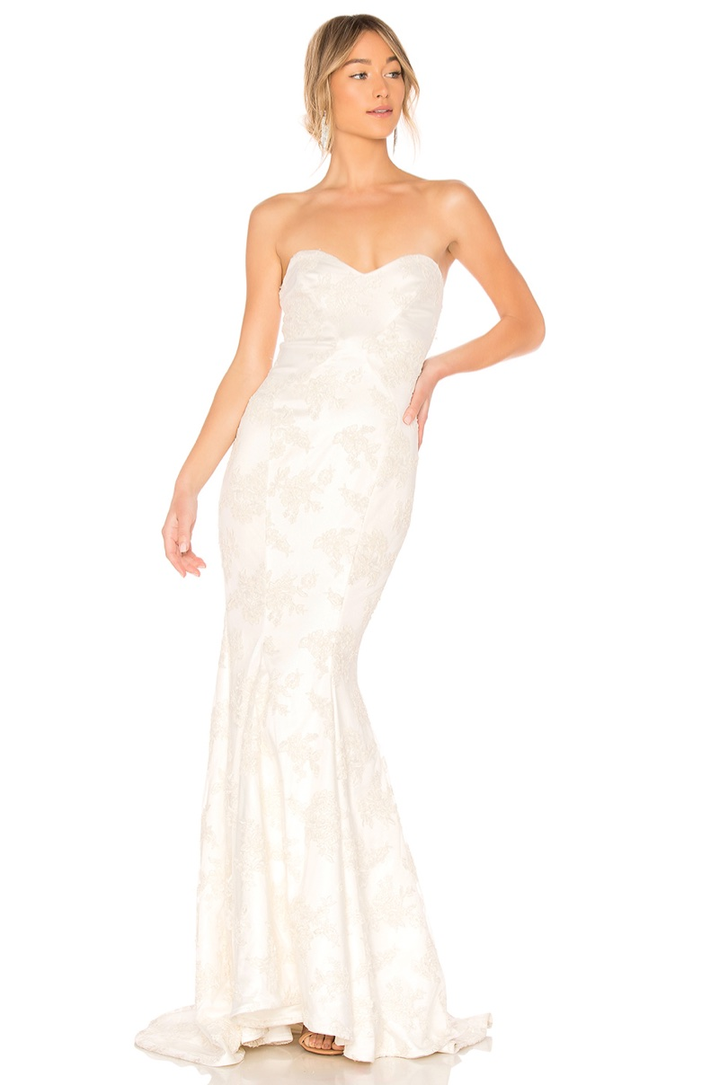 Michael Costello x REVOLVE Amelia Gown $1,450
