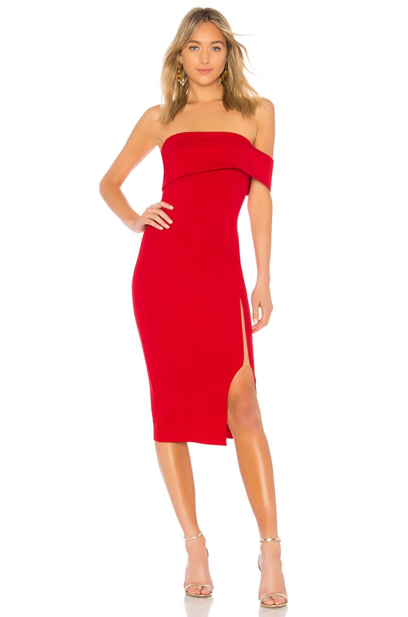 Michael Costello x REVOLVE Audrey Dress $168