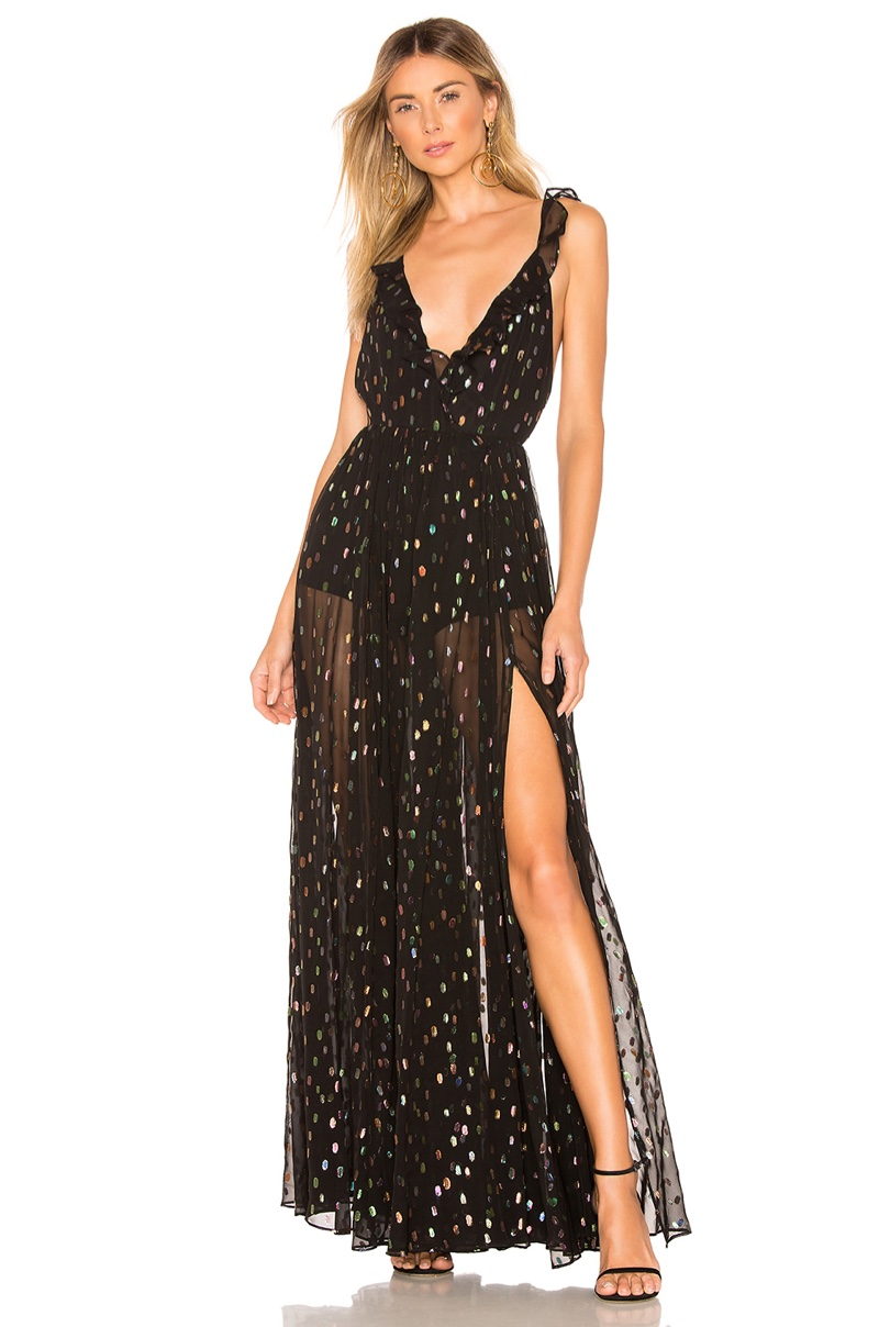 Michael Costello x REVOLVE Natalie Dress $408