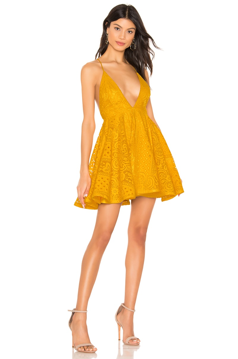 Michael Costello x REVOLVE Tahlia Dress $278