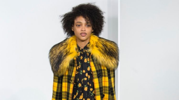 Michael Kors Embraces Eclectic Style for Fall 2018