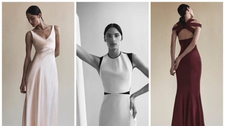 Narciso Rodriguez's 20th anniversary dresses