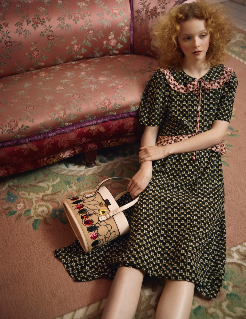 Orla Kiely unveils spring-summer 2018 campaign