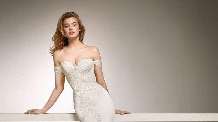 9 Affordable Wedding Dress Designers for Brides to Be