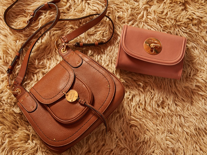 (Left) See by Chloe Susie Medium Saddle Bag (Right) Lois Mini Bag