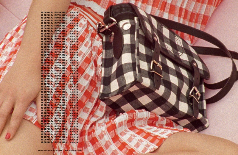 Sonia Rykiel focuses on prints for spring-summer 2018 campaign