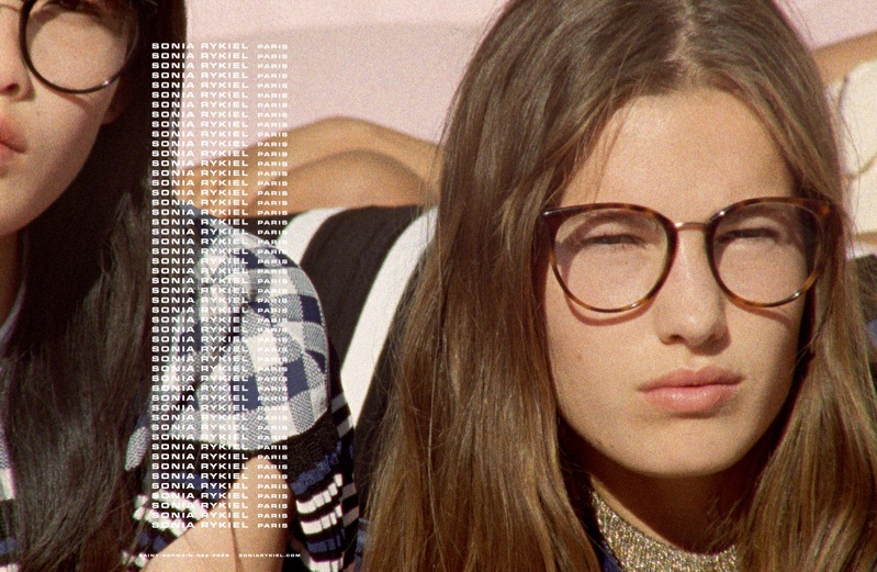 Eyewear from Sonia Rykiel's spring-summer 2018 collection