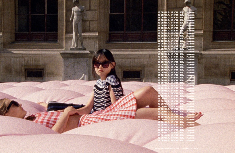 French brand Sonia Rykiel celebrates 50th anniversary with spring-summer 2018 campaign