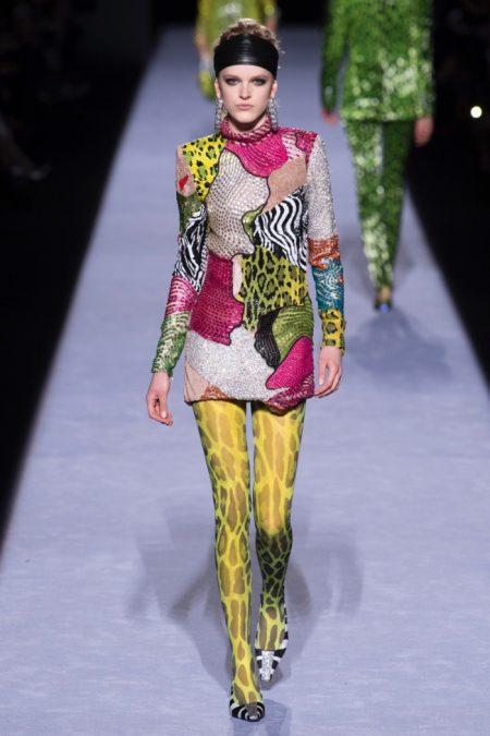 tom ford fall winter  runway fashion  rogue