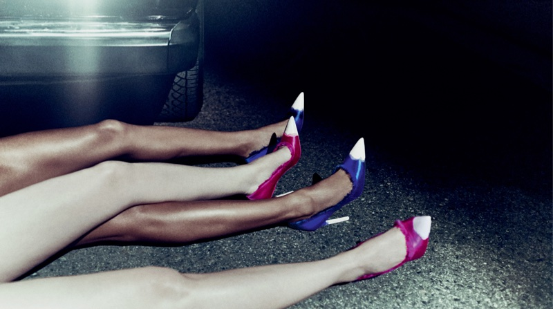 Tom Ford focuses on heels for spring-summer 2018 campaign