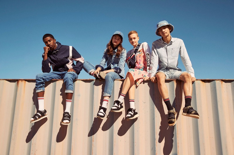 Tommy Jeans unveils spring-summer 2018 campaign