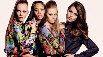 Luna, Lexi, Selena & Kiki Rock the Spring Collections for Vogue Japan