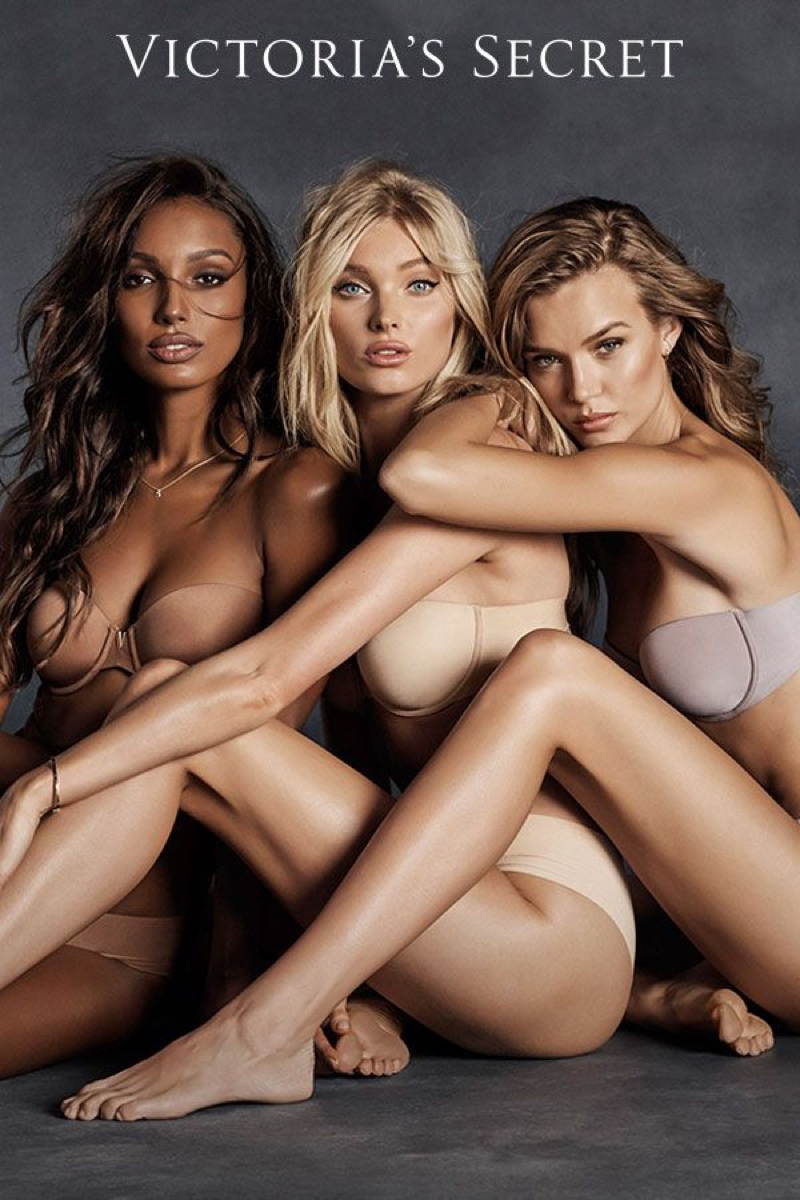 Jasmine Tookes, Elsa Hosk and Josephine Skriver front Victoria's Secret Sexy Illusions 2018 campaign