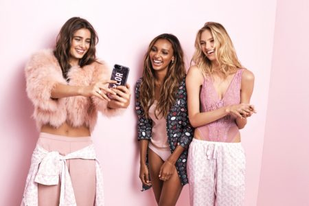 Victoria's Secret Unveils Valentine's Day Campaign - See the Photos!