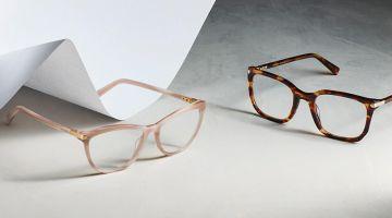 Warby Parker Epigraph glasses eyewear