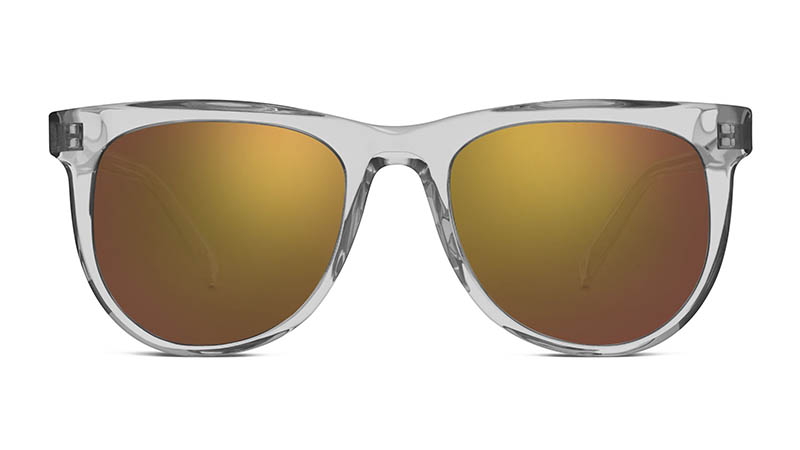 Warby Parker x Justin Timberlake Wave II Sunglasses in Sea Glass Grey $95