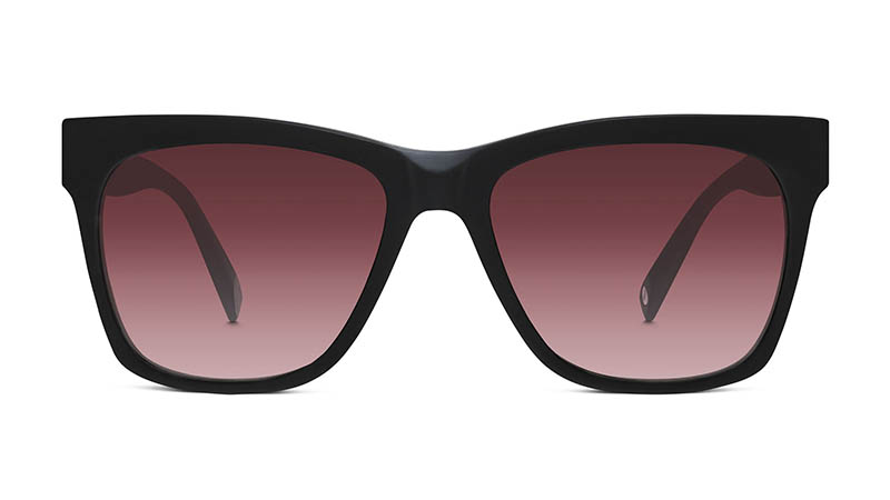 Warby Parker x Justin Timberlake Wave III Sunglasses in Jet Black Matte $95