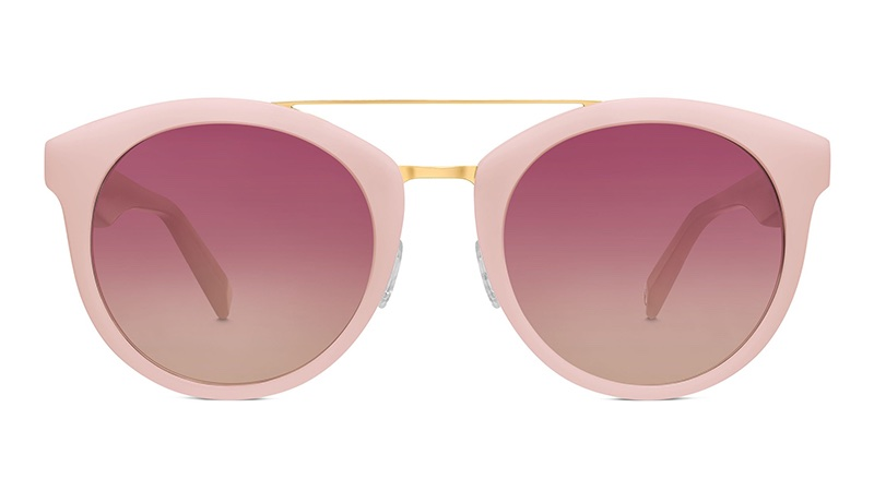 Warby Parker Winnie Sunglasses in Tulip $145