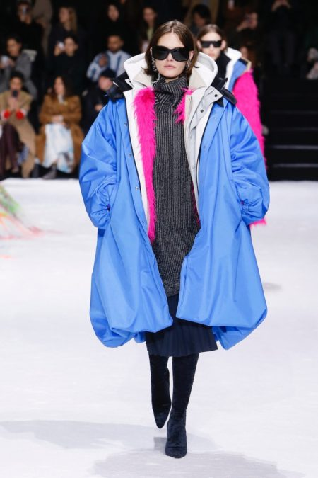 balenciaga fall winter  runway fashion  rogue