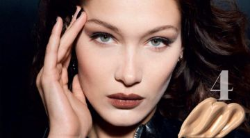 Bella Hadid Wears the New Makeup Trends for Cosmopolitan Spain