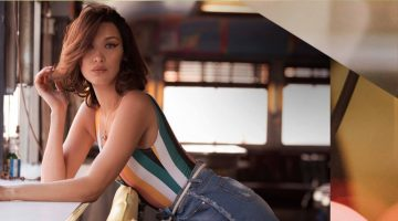 Bella Hadid stars in Penshoppe's spring-summer 2018 campaign