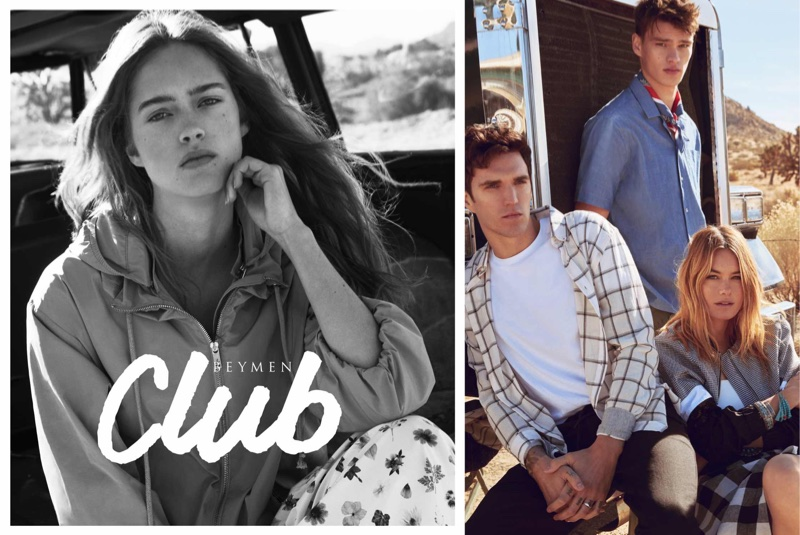 Beymen Club launches spring-summer 2018 campaign
