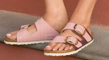 Birkenstock Big Buckle sandals
