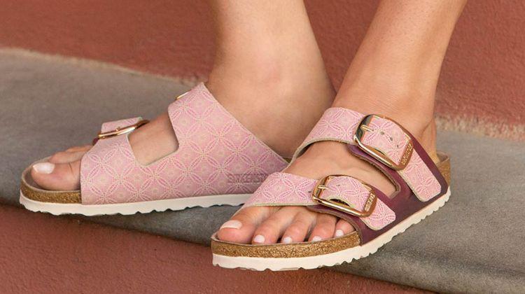 Birkenstock Big Buckle sandals