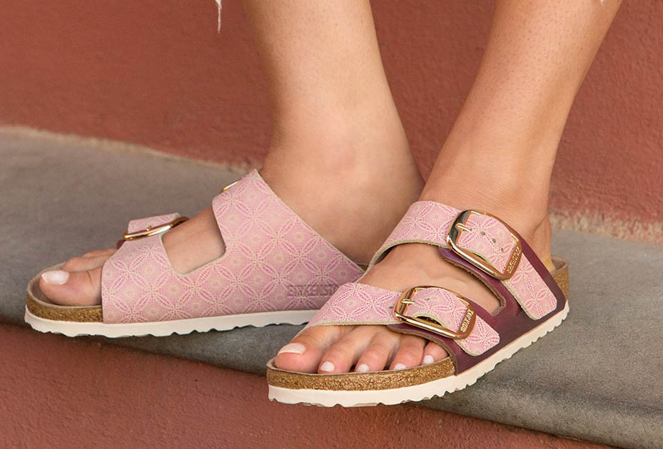 a0d8cfb824d2 Oversized Chic  Birkenstock Launches Big Buckle Sandals Collection