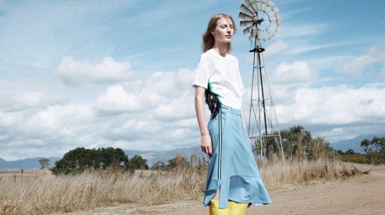 CK Calvin Klein Embraces Americana for Spring 2018 Campaign
