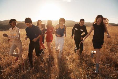 Calvin Klein Jeans unveils spring-summer 2018 campaign