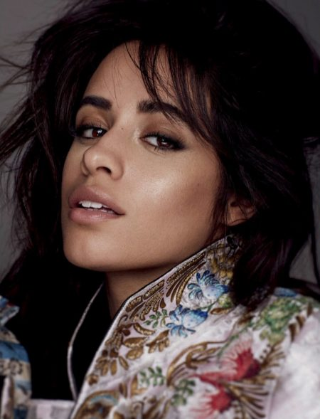 Camila Cabello Poses in Luxe Looks for Vogue Mexico