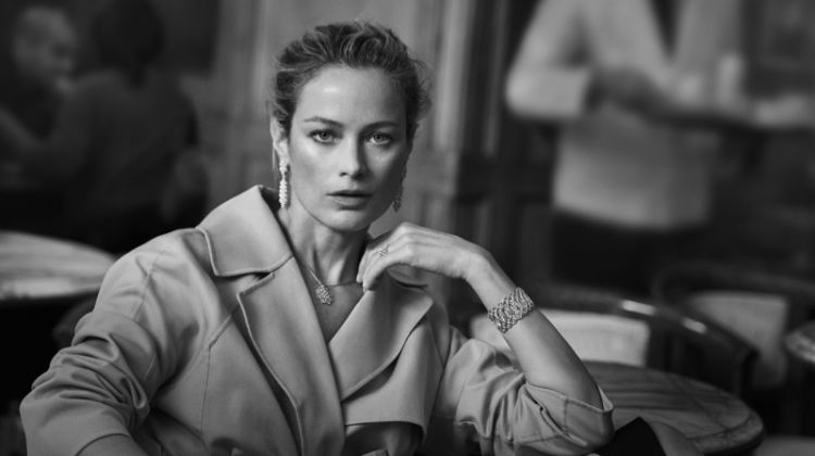 Carolyn Murphy & Zhang Ziyi Shine in Florence for Buccellati Campaign