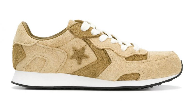 Converse x JW Anderson Thunderbolt Ox Sneakers in Tan $169
