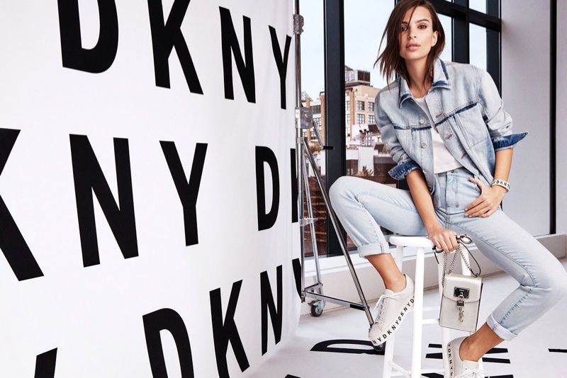 DKNY features denim in spring-summer 2018 campaign