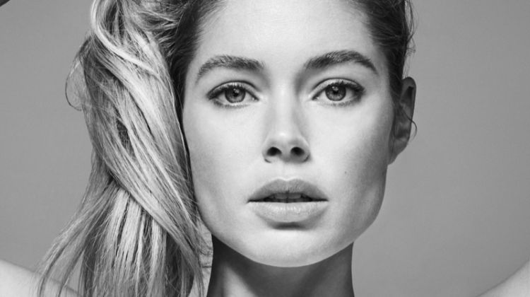 Doutzen Kroes stars in Holt Renfrew x Knot My Planet campaign