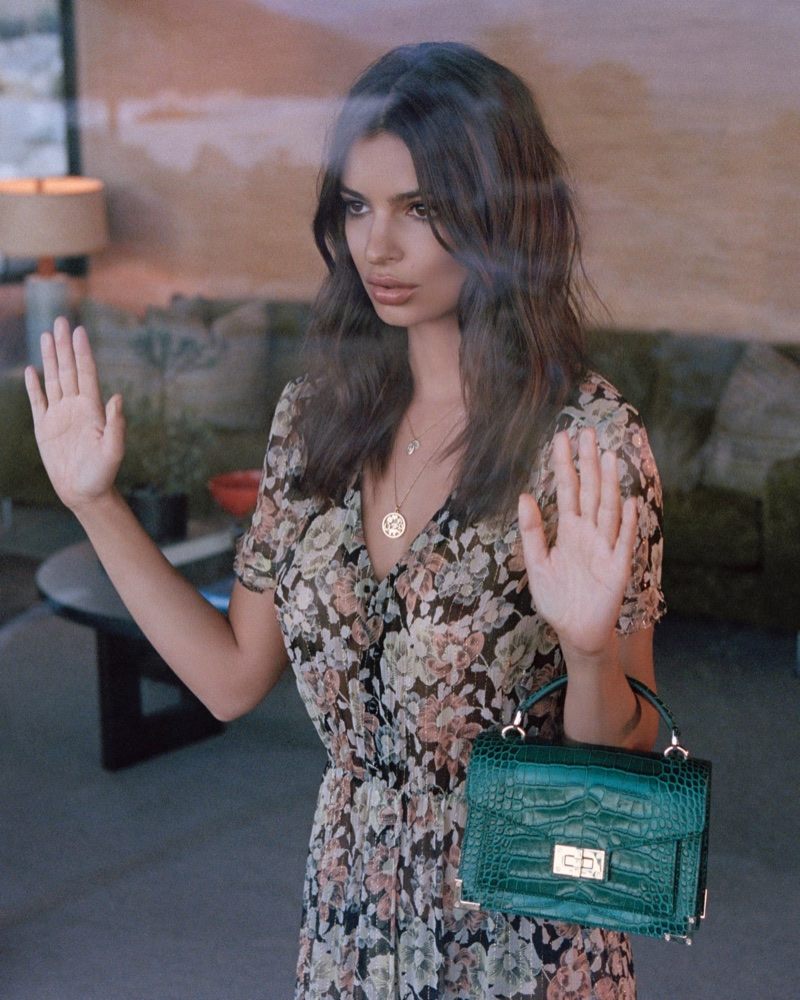 The Kooples taps Emily Ratajkowski for spring-summer 2018 campaign