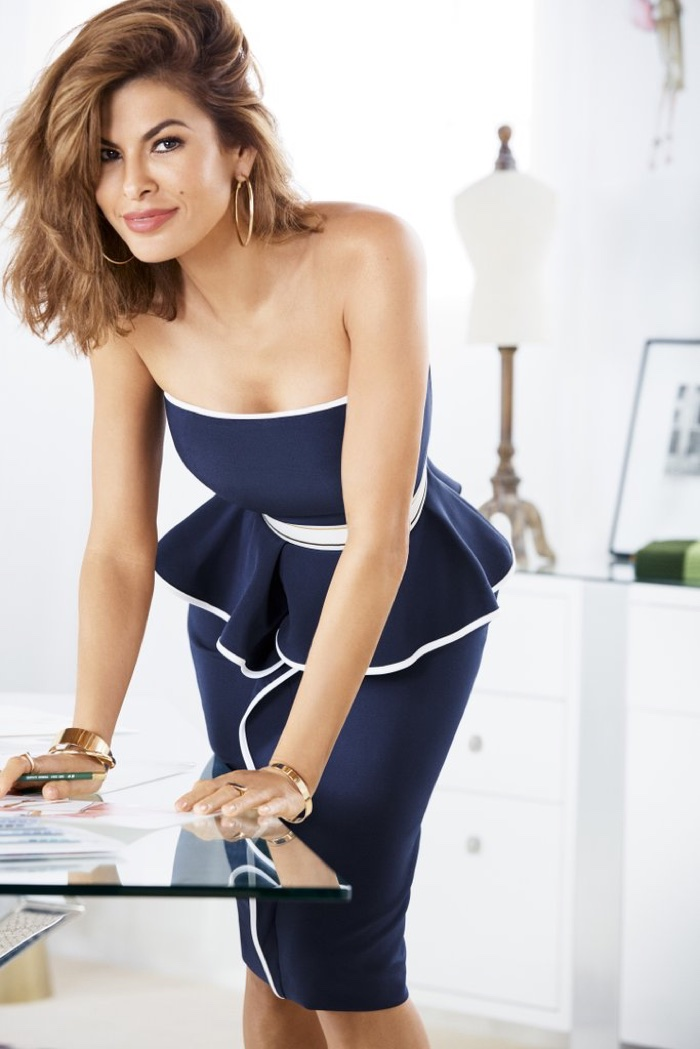 Eva Mendes | New York and Company | Spring 2018
