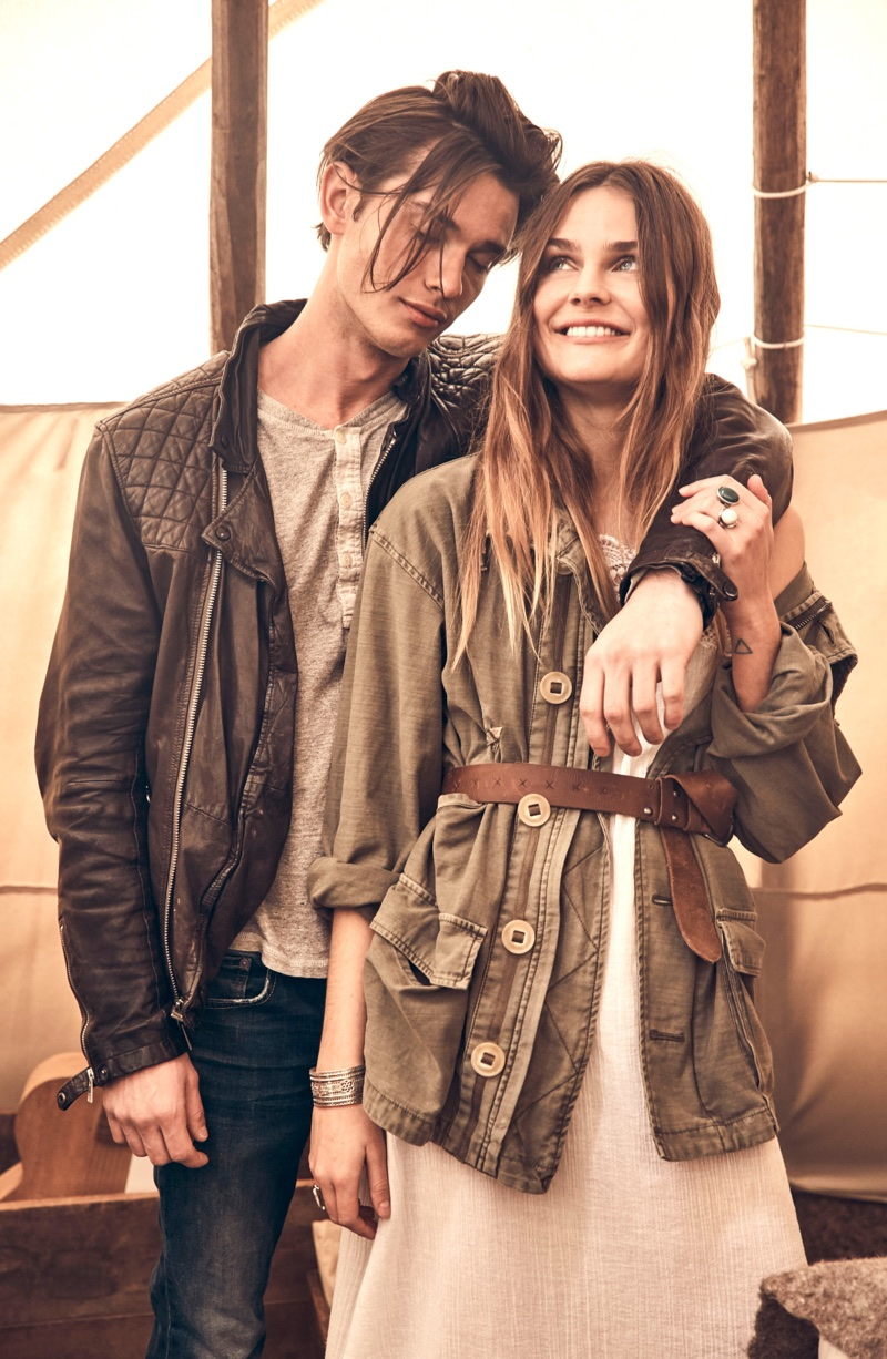 Free People Joshua Tree Utility Jacket $148