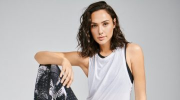 Gal Gadot stars in Reebok Be More Human campaign