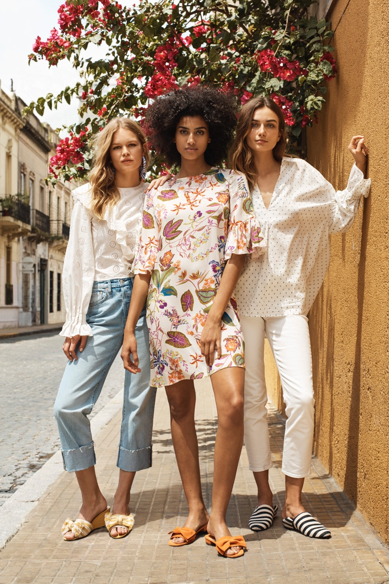 H&M spotlights casual style for spring 2018 campaign