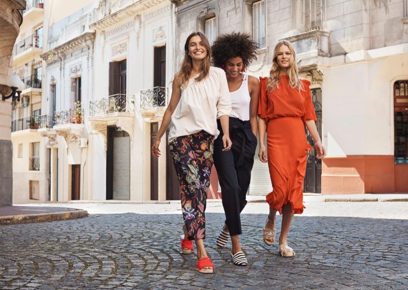H&M unveils spring 2018 campaign
