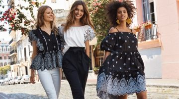 H&M spotlights bohemian style for spring 2018 campaign