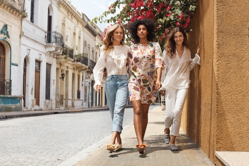 H&M launches spring 2018 campaign
