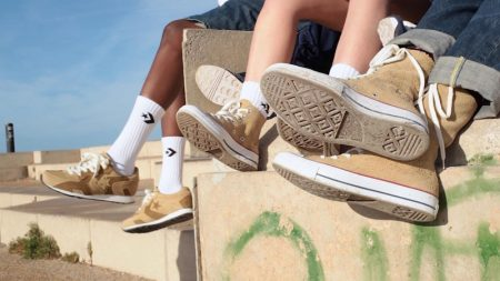 JW Anderson x Converse unveils Simply_Complex sneakers