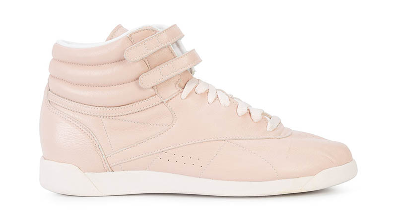 Jonathan Simkhai x Reebok Lace-Up Sneakers in Pink $225
