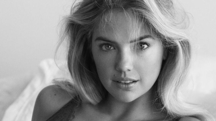 Kate Upton Sizzles in Yamamay Lingerie's Spring 2018 Campaign