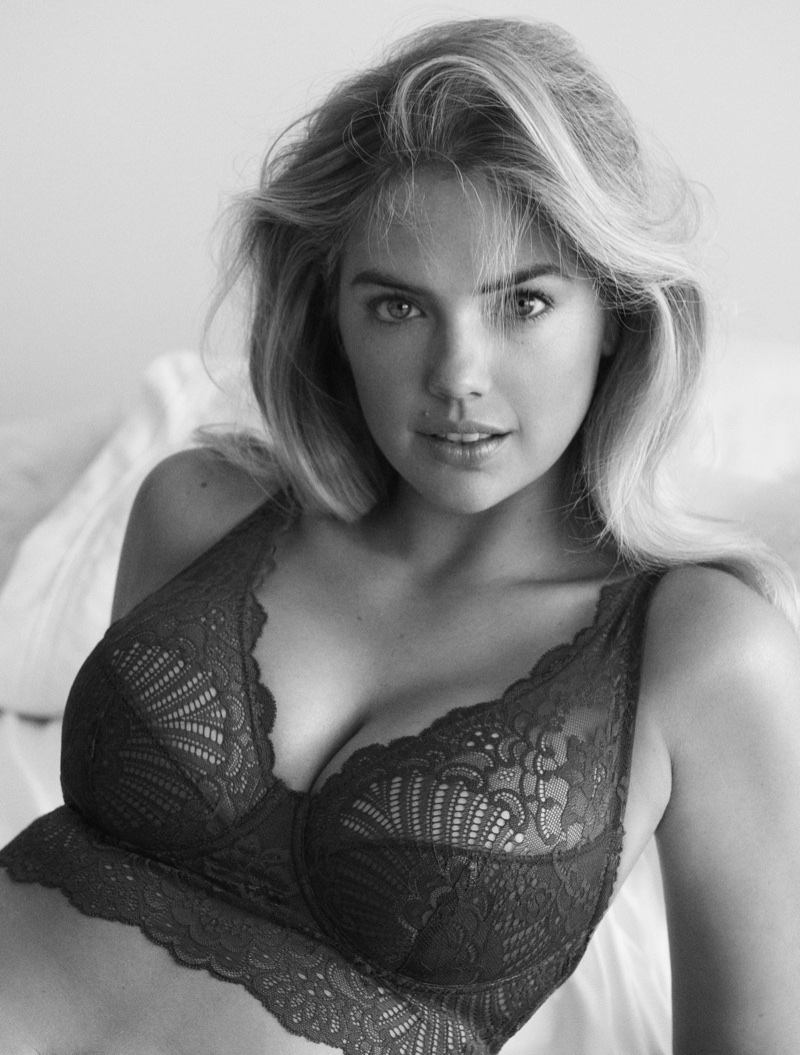 Kate Upton stars in Yamamay Lingerie's spring-summer 2018 campaign